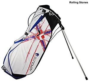 New Mizuno Golf - 2013 Aerolite [X] Stand Bag - Rolling Stones