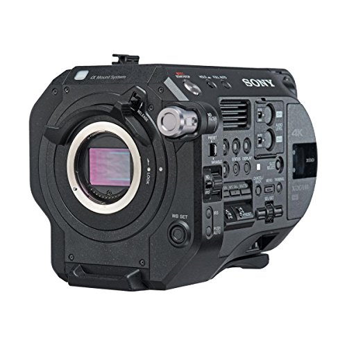 Sony PXW-FS7 II 4K XDCAM Camera System with Super 35 CMOS Sensor - With Metabones Canon EF/EF-S Lens to Sony E Mount T Smart Adapter, Microfiber Cloth by Sony