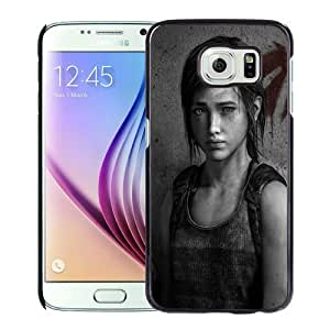 Hot Sale And Popular Samsung Galaxy S6 Case Designed With The Last of Us Left Behind Samsung S6 Phone Case