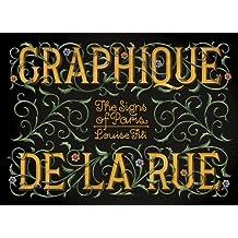 Graphique de la Rue: The Signs of Paris