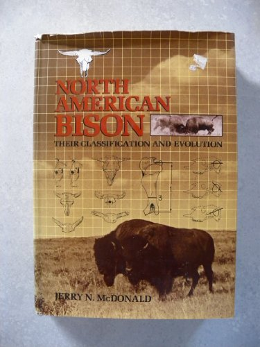 North American Bison Animals (North American Bison: Their Classification and Evolution)