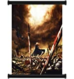 "Fate Stay Night / Fate Zero Anime Fabric Wall Scroll Poster (32"" x 47"") Inches"