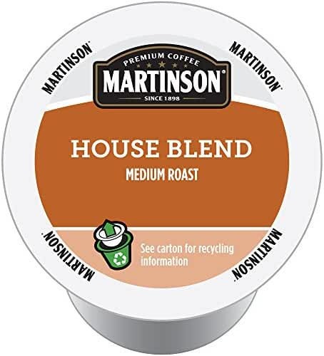 Martinson Coffee, House Blend, 48 Single Serve RealCups