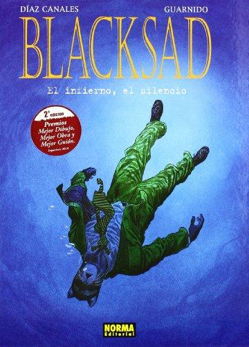 Descargar Libro Blacksad 04: El Infierno, El Silencio. Juanjo Guarnido