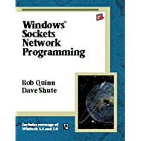 Windows Sockets Network Programming (Addison-Wesley Advanced Windows Series)
