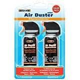 EMPACK EMP47062 Mini Value Pack Air Duster-for Desktop Computer, Keyboard, Printer, Optical Disc Player, Digital Camera, Telephone-Moisture-Free, VOC-Free-1 Each