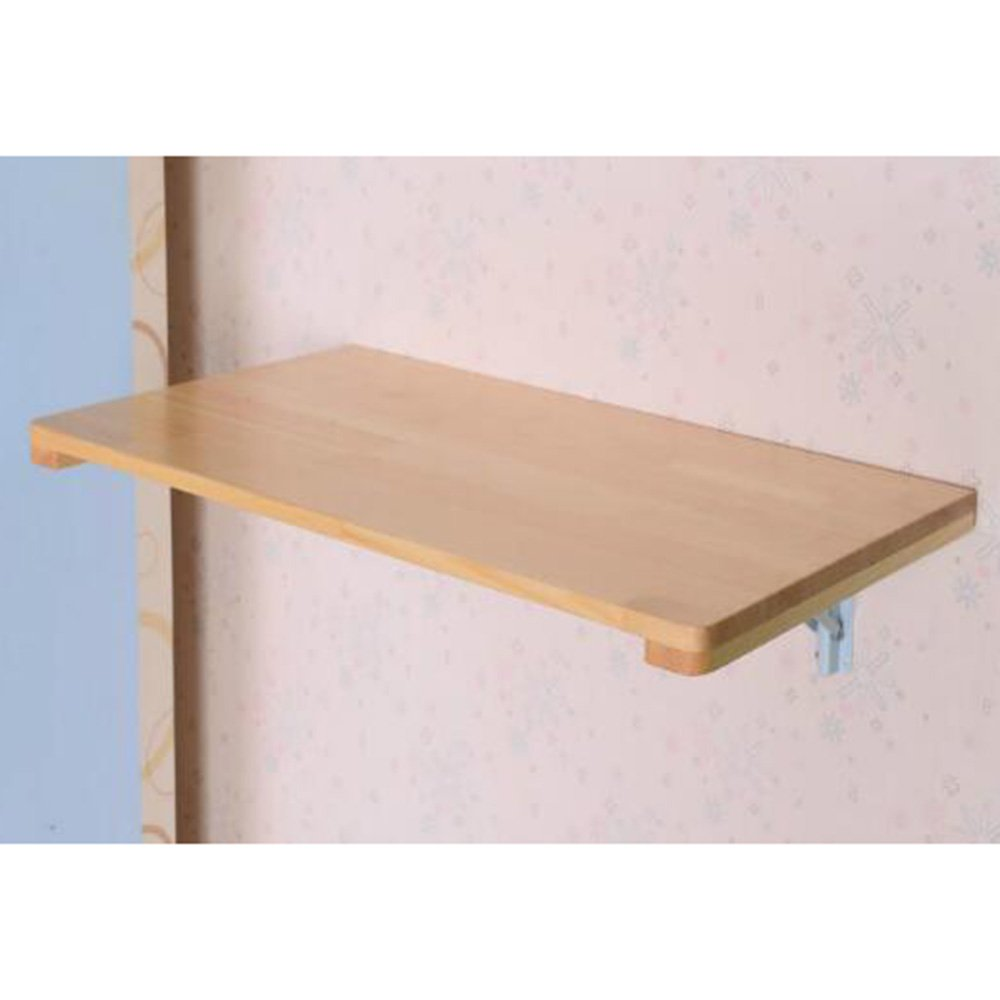 XIAOLIN 折りたたみテーブルソリッドウッドダイニングテーブルノートデスク壁テーブル壁掛けテーブルコンピュータデスク壁掛け落葉テーブルオプションサイズ (サイズ さいず : 80*40) B07D52NTG1 80*40 80*40
