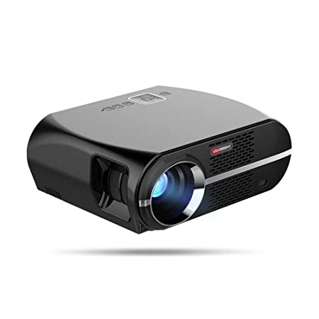 ZIXERN Proyectores 1080P HD LED Proyector LCD 3500 lúmenes ...