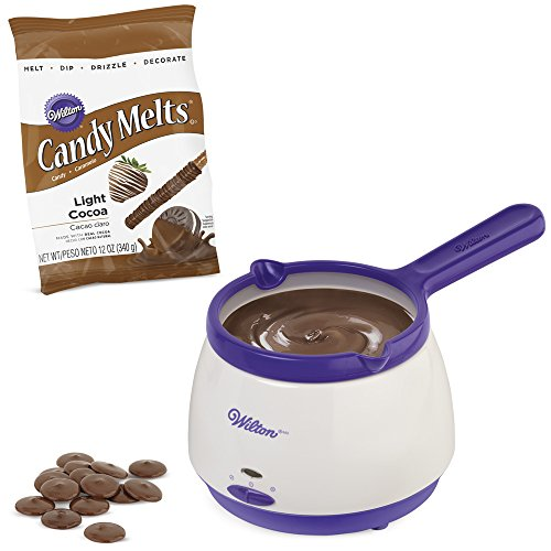 Wilton Party Pack, Candy Melts & Candy Melting Pot Set