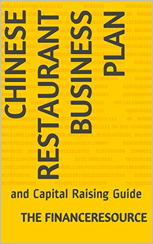 business plan for chinese restaurant