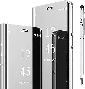 CSM Carcasa para iPhone 8 Plus/7 Plus con Espejo, galvanizado ...