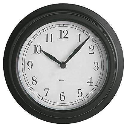 Ikea década reloj de pared