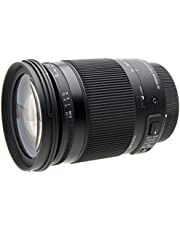 Sigma 18-300mm F3,5-6,3 DC Macro OS HSM Contemporary lens (72 mm filterschroefdraad) voor Canon objectiefbajonet, zwart