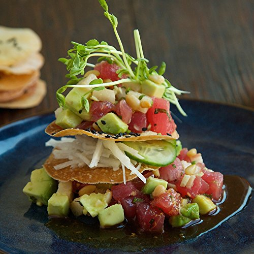 Ahi Poke and Asian Pear with Avocado and Cucumber Slaw by Chef'd (Dinner for 4)