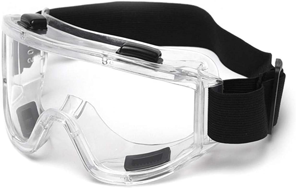 Medical Isolation Goggles can be Set Myopia Goggles Anti-Fog dust dust and Sand Protection