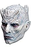 Trick or Treat Studios Mens Game of Thrones-Nights King White Walker Mens Full Head Mask