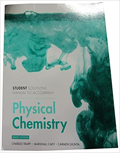 Student solutions manual for physical chemistry peter atkins julio student solutions manual for physical chemistry ninth edition fandeluxe Images