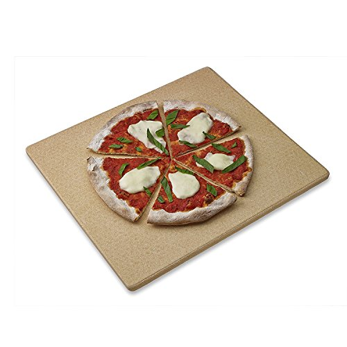 Old Stone Oven Rectangular Pizza Stone, 14.5-Inch x 16.5-Inch (Pack of 2) by Old Stone Oven (Image #2)