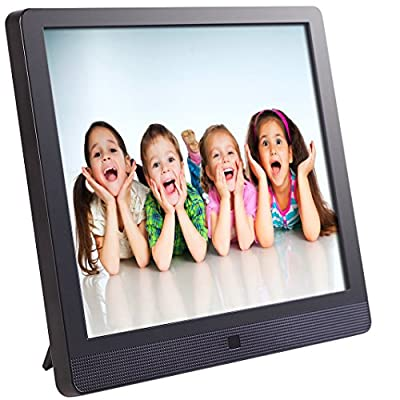 Pix-Star PXT515WR04 15-Inch FotoConnect XD Digital Picture Frame with Wifi