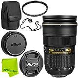 Nikon AF-S NIKKOR 24-70mm f/2.8G ED Lens Base Bundle