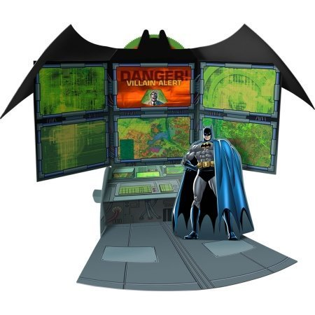 Batman Hereos & Villains Centerpiece (1 Piece/Pack) -