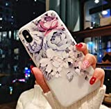 HUIYCUU Case Compatible with iPhone X