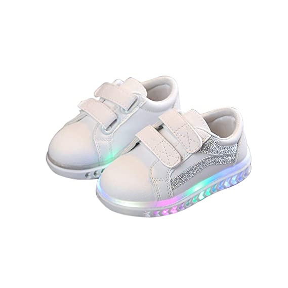 shoes that have lights on the bottom