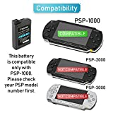 Insten Rechargeable Battery compatible with SONY