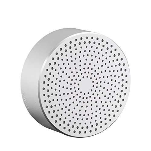 SUNG-LL U8 Portable mini bluetooth speaker, Pocket size metal wireless speaker, Bass speaker built in mic for iPhone, iPad,...