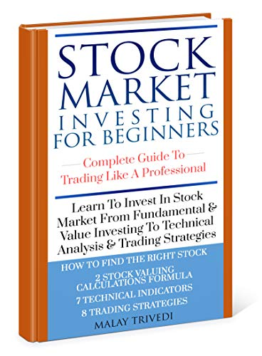 Amazon com: Stock Market Investing for Beginner: Complete Guide to