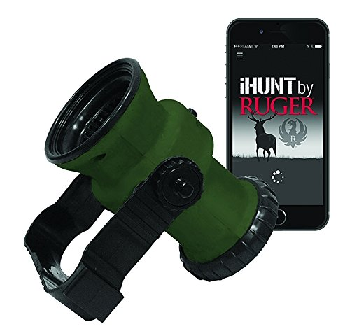 iHunt Ultimate Game Call - Electronic Game Call - Bluetooth App & Speaker - 700 calls - Ruger - iHunt from Extreme Dimension