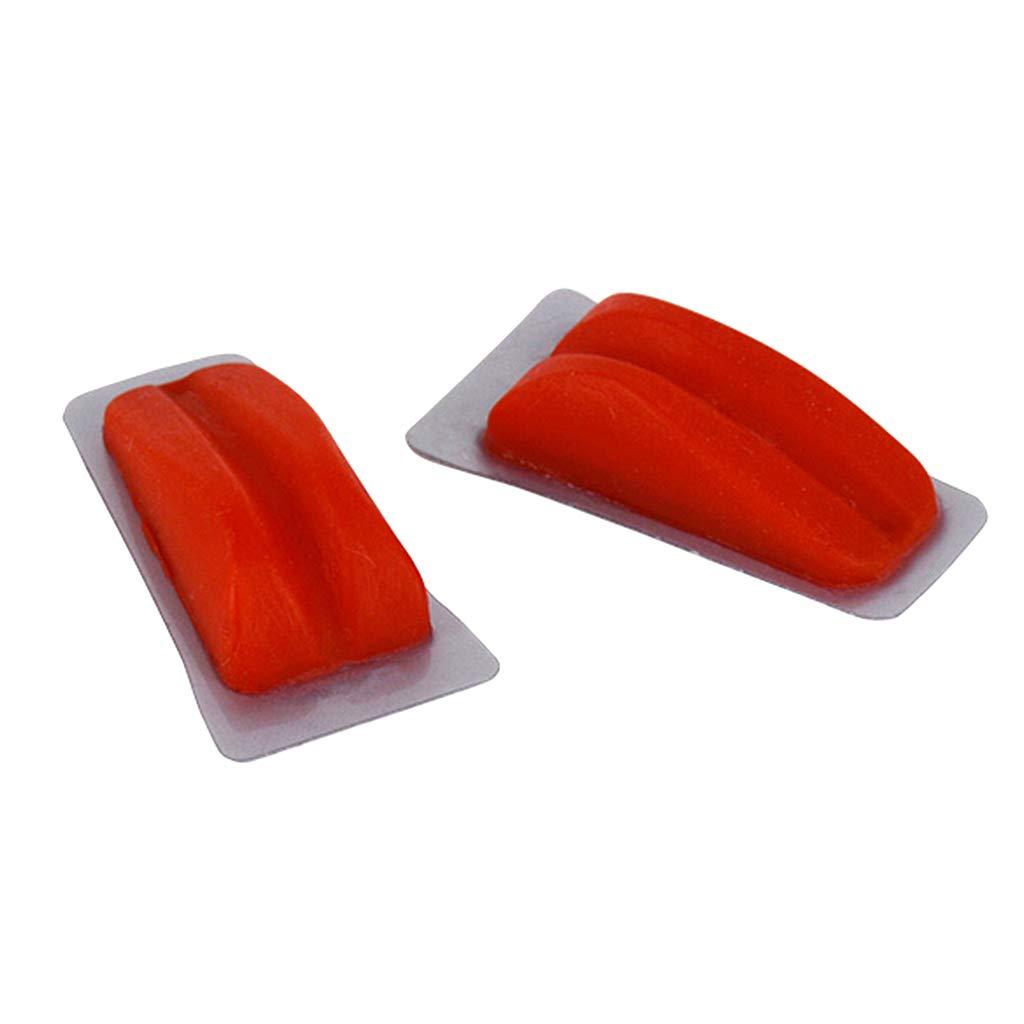 Générique MagiDeal Paire Tir à l'arc Recurve Arc Membre Stabilisateur Réduire Vibration Choc Absorber 5x1.5x2.5cm non-brand