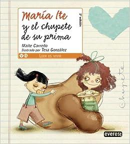 Maria Ite y el chupete de su prima/ Maria Ite and his ...