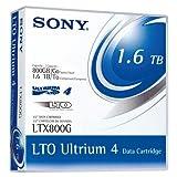 Sony LTO Ultrium 4 Tape Cartridge. 1PK LTO4 ULTRIUM 800GB/1.6TB TAPE CARTRIDGE TAPMED. LTO Ultrium LTO-4 - 800GB (Native) / 1.6TB (Compressed)