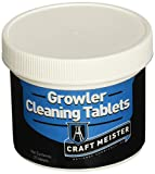 #6: Growler Cleaning Tablets (25 count)