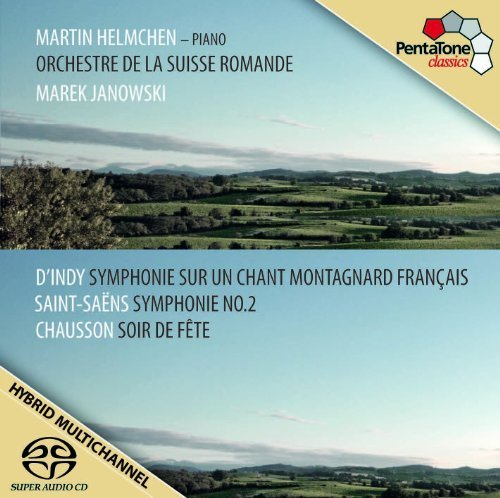 (D'Indy: Symphony on a French Mountain Air Hybrid SACD - DSD Edition (2011) Audio)