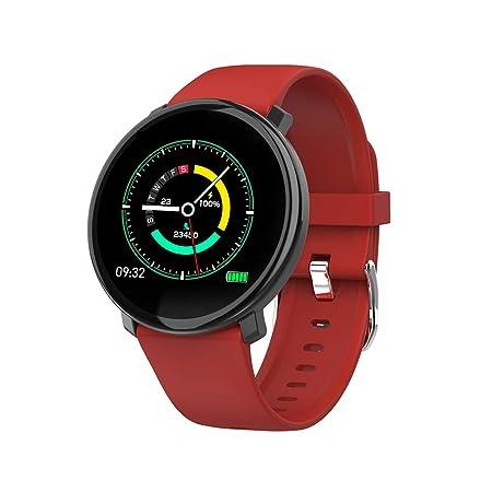 SJUAN Smartwatch, Rastreador De Actividad con Frecuencia Cardíaca ...