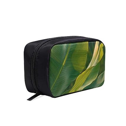 Banana Leaf Retroiluminado con luz solar Portátil de viaje ...