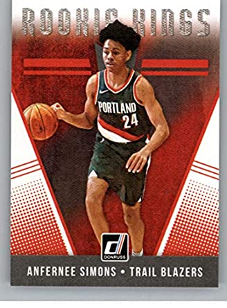 395440027c555 Amazon.com: 2018-19 Donruss Rookie Kings Basketball Insert #12 ...