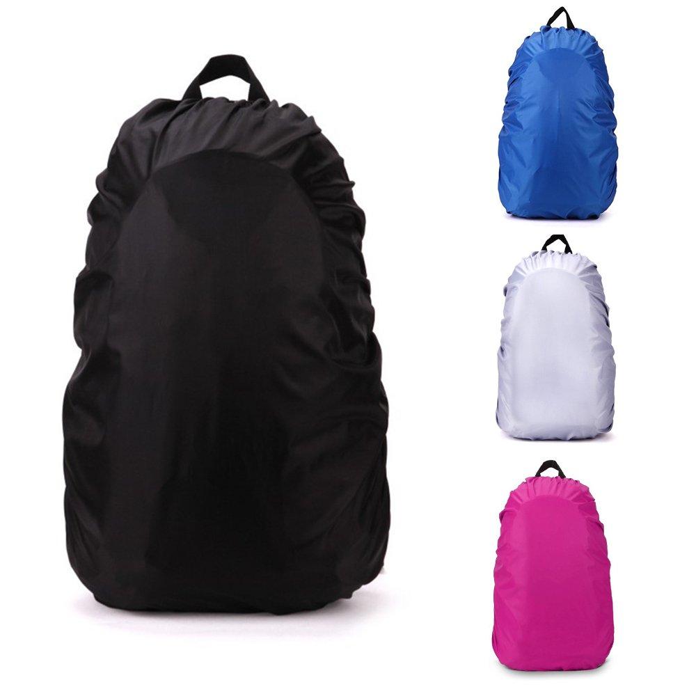 backpack-travel backpack-waterproof backpack-Outdoors Backpack Cover Luggage Dustproof Waterproof Protector Suitcase Rain Travel Trolley-drawstring backpack-nylon backpack by Randall Elliott