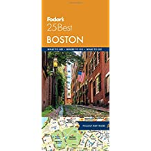 Fodor's Boston 25 Best
