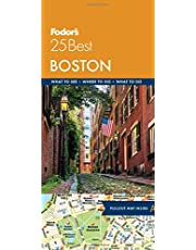 Fodor's Boston 25 Best