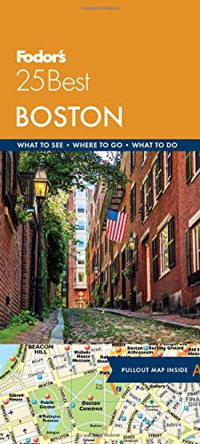 Fodor's Boston 25 Best (Full-color Travel Guide)