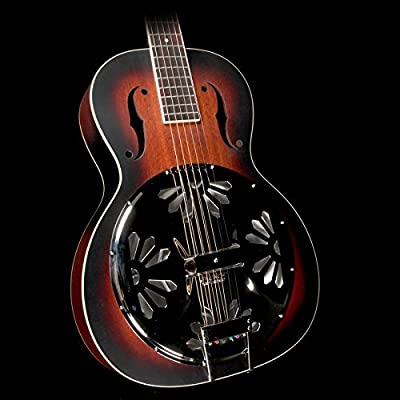 Gretsch G9220 Bobtail Roundneck Acoustic-Electric Roundneck Resonator Guitar