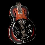 Best Gretsch Acoustic Guitars - Gretsch G9220 Bobtail Roundneck Acoustic-Electric Roundneck Resonator Guitar Review