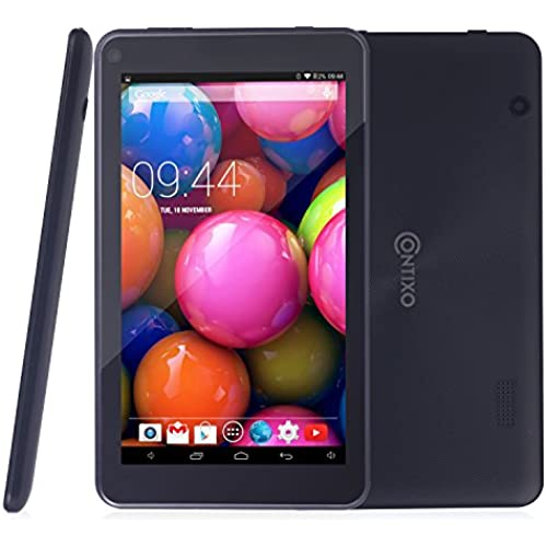 CHRISTMAS DEAL-Contixo 7 inch Quad Core Google Android 4.4 Kitkat Tablet PC 8GB, 180 Degree View IPS 1024x600 HD Display, Bluetooth Coupons
