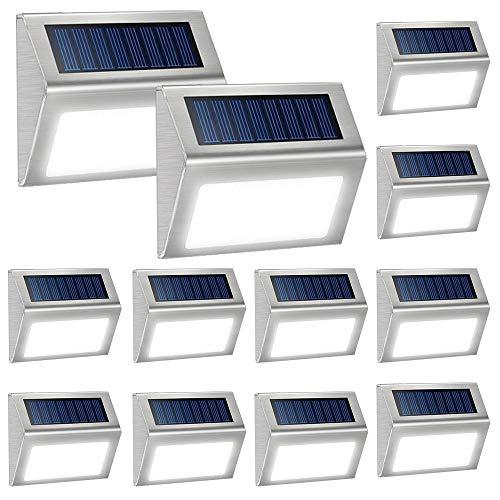 12 Pack Solar Powered
