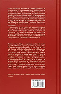 Tercero en discordia: Jurisdicción y juez del estado constitucional Estructuras y procesos. Derecho: Amazon.es: Andrés Ibáñez, Perfecto: Libros