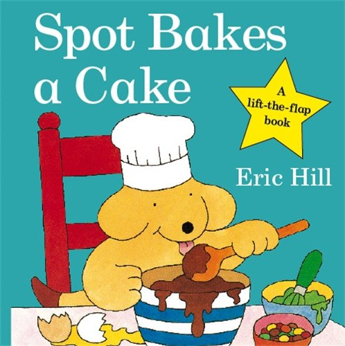 Image result for spot bakes a cake