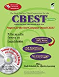 img - for CBEST w/ CD-ROM (REA) - The Best Test Prep for the CBEST book / textbook / text book